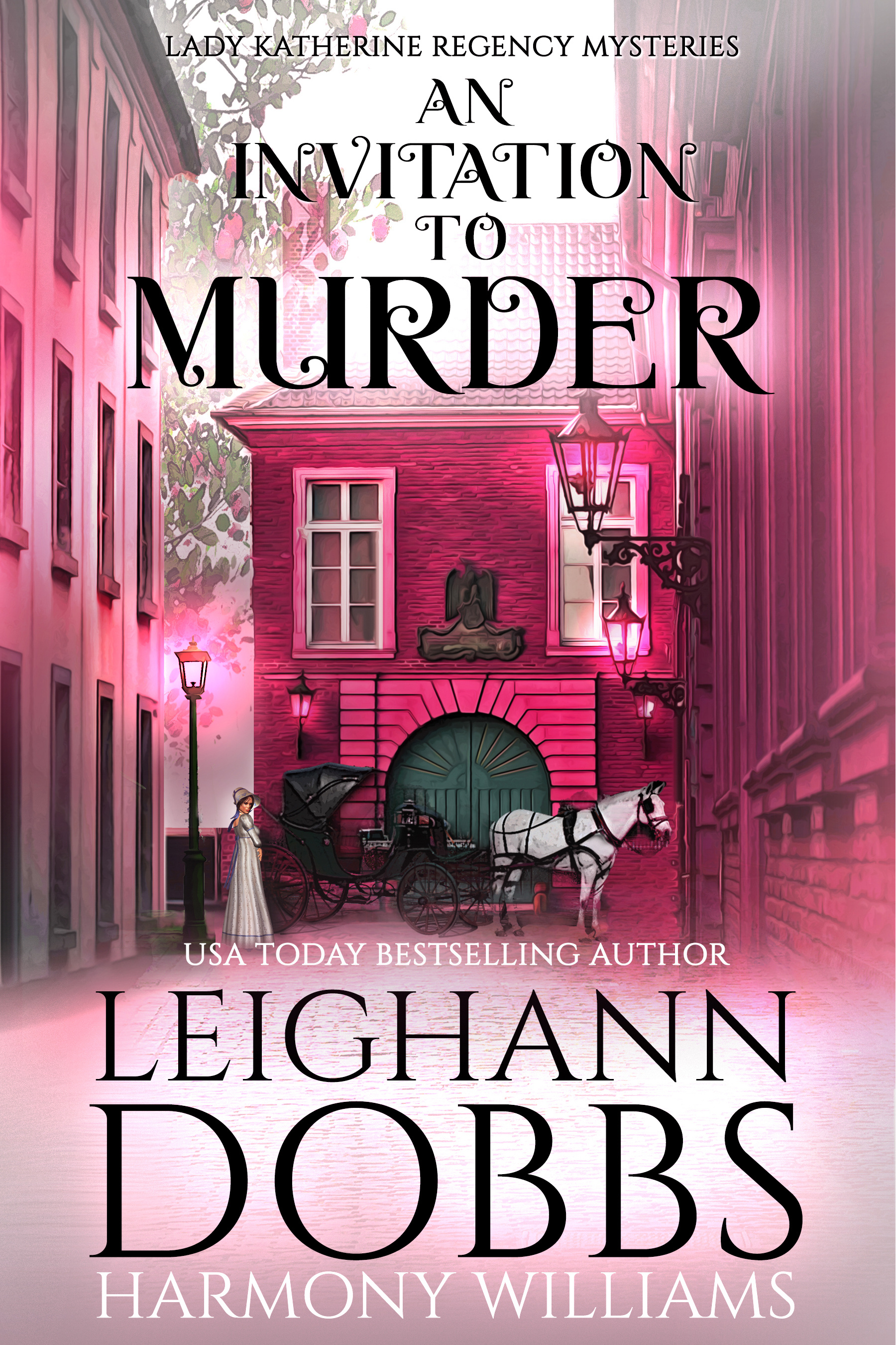 New release an invitation to murder lady katherine regency historical cozy mystery novel lady katherine regency mysteries book 1 stopboris Gallery